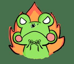 kero kero Frog sticker #8397560