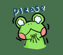 kero kero Frog sticker #8397561