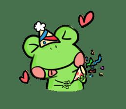 kero kero Frog sticker #8397562
