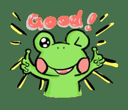 kero kero Frog sticker #8397563
