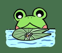 kero kero Frog sticker #8397567