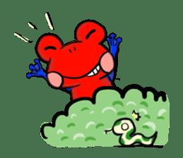 kero kero Frog sticker #8397569