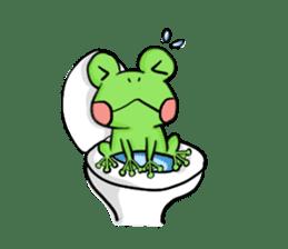 kero kero Frog sticker #8397575