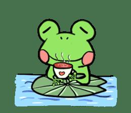 kero kero Frog sticker #8397576
