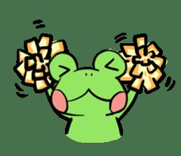 kero kero Frog sticker #8397577