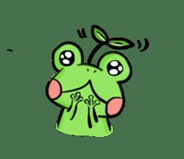 kero kero Frog sticker #8397578