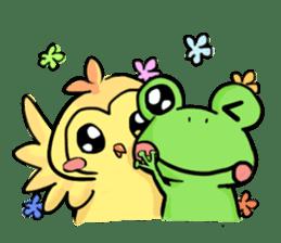 kero kero Frog sticker #8397585