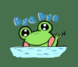 kero kero Frog sticker #8397586