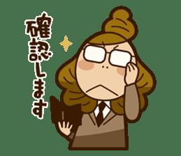 Stickers of UNABARA Yasuyo&Tomoko sticker #8401061
