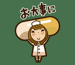 Stickers of UNABARA Yasuyo&Tomoko sticker #8401063