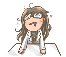 Cute Doctor sticker #8406393