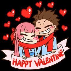 AOL : Valentine