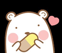 Bear & Rabbit Lover (EN) sticker #8412684