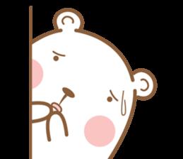 Bear & Rabbit Lover (EN) sticker #8412695