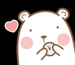 Bear & Rabbit Lover (EN) sticker #8412699
