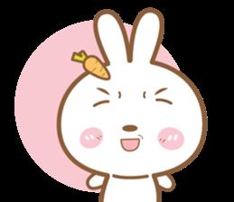 Bear & Rabbit Lover (EN) sticker #8412706