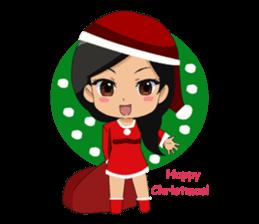 Cute & Lovely Little Girl sticker #8416745