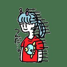 MAMBOW-CHAN sticker #8417750