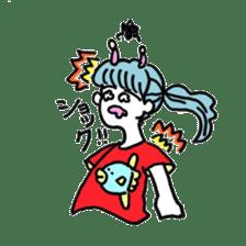 MAMBOW-CHAN sticker #8417767