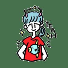 MAMBOW-CHAN sticker #8417777