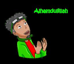 O Jack Si Abang Ojek (Indonesia Ver.) sticker #8418316