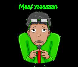 O Jack Si Abang Ojek (Indonesia Ver.) sticker #8418326