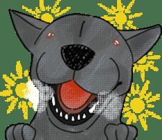 Formosan Mountain Dog sticker #8419340