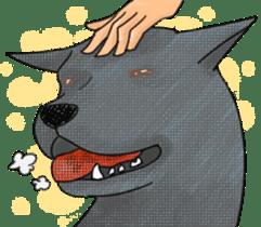 Formosan Mountain Dog sticker #8419343