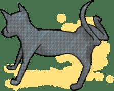 Formosan Mountain Dog sticker #8419346