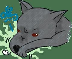 Formosan Mountain Dog sticker #8419350
