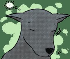 Formosan Mountain Dog sticker #8419352