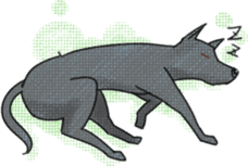 Formosan Mountain Dog sticker #8419353