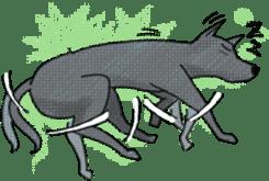 Formosan Mountain Dog sticker #8419354
