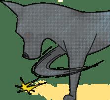 Formosan Mountain Dog sticker #8419375