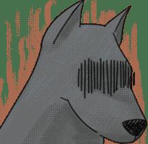 Formosan Mountain Dog sticker #8419378