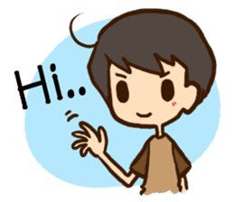 Hey! Sweety sticker #8421460