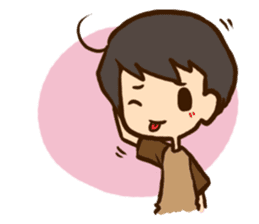 Hey! Sweety sticker #8421462