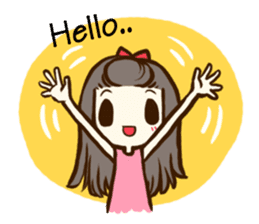 Hey! Sweety sticker #8421468
