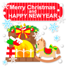 New Year Sticker 2016 sticker #8428179