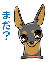 min pin pin sticker #8428300
