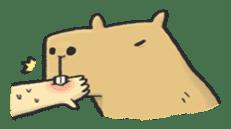 Hey Capybara! sticker #8432643