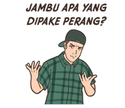Tebakan jadul sticker #8434950