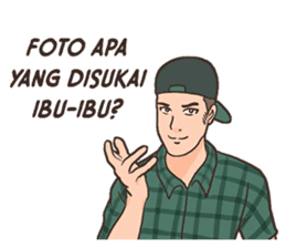 Tebakan jadul sticker #8434962