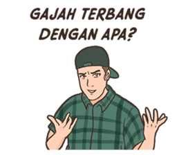 Tebakan jadul sticker #8434964