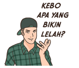 Tebakan jadul sticker #8434972