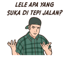 Tebakan jadul sticker #8434976