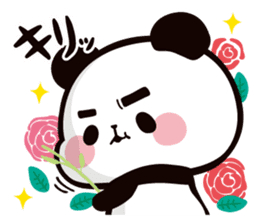 Mochi Mochi Panda!-Daily life version- sticker #8435594