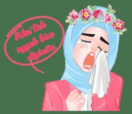 Hijab Chic sticker #8436143