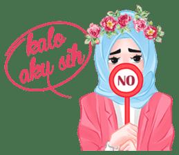 Hijab Chic sticker #8436149