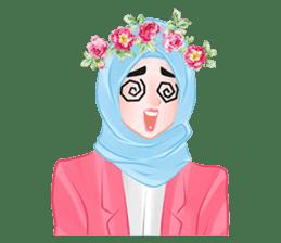 Hijab Chic sticker #8436164